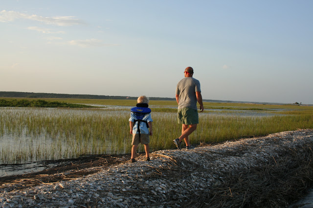 Flats Fishing for Redfish (Red Drum) in Charleston, SC | The Lowcountry Lady