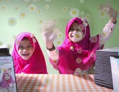 Kumpulan Lagu Runa & Syakira Mp3 Full Album Rar Spesial Sholawat Anak Terlaris