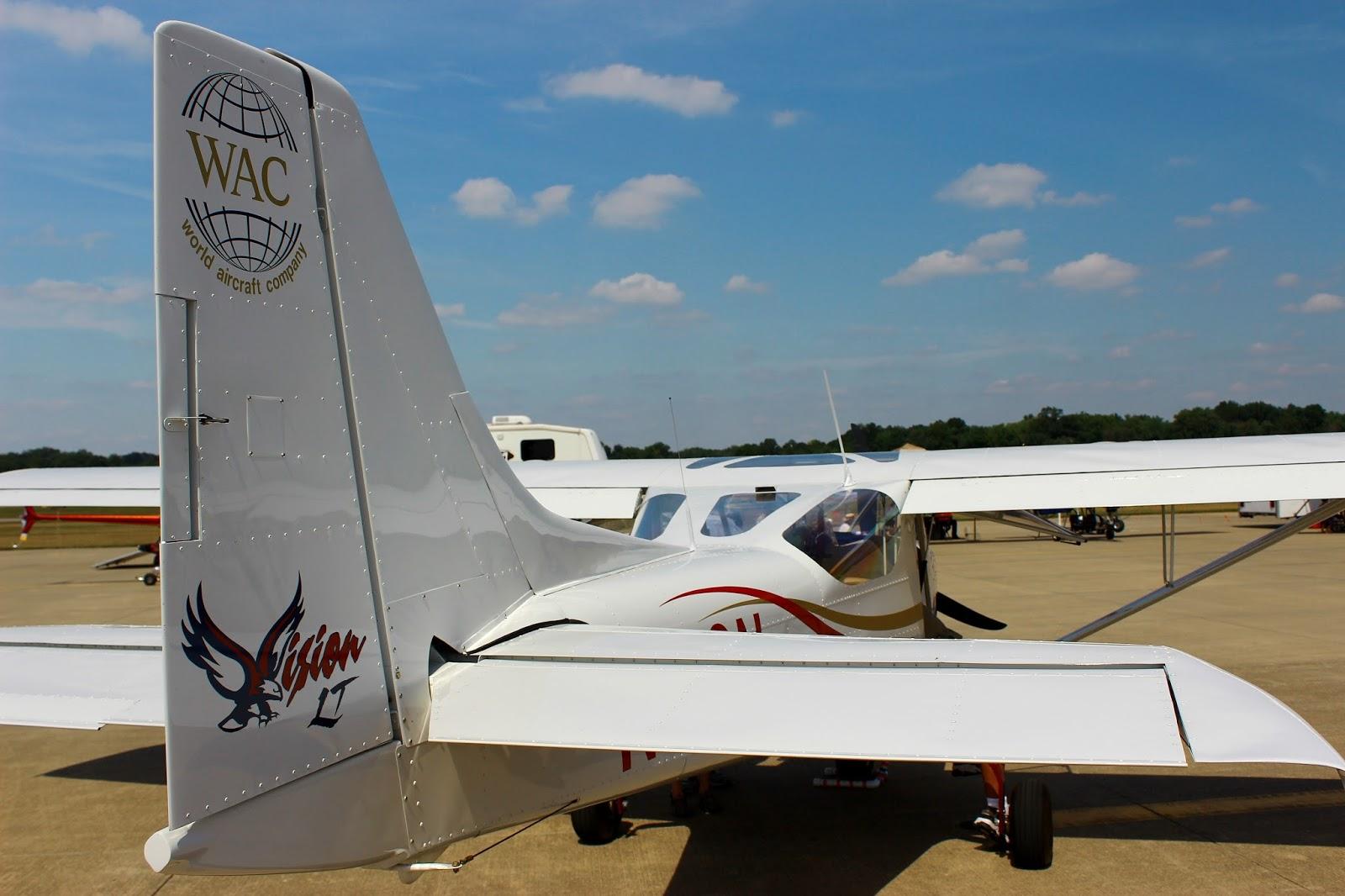 The Aero Experience Variety Of Light Sport Aircraft