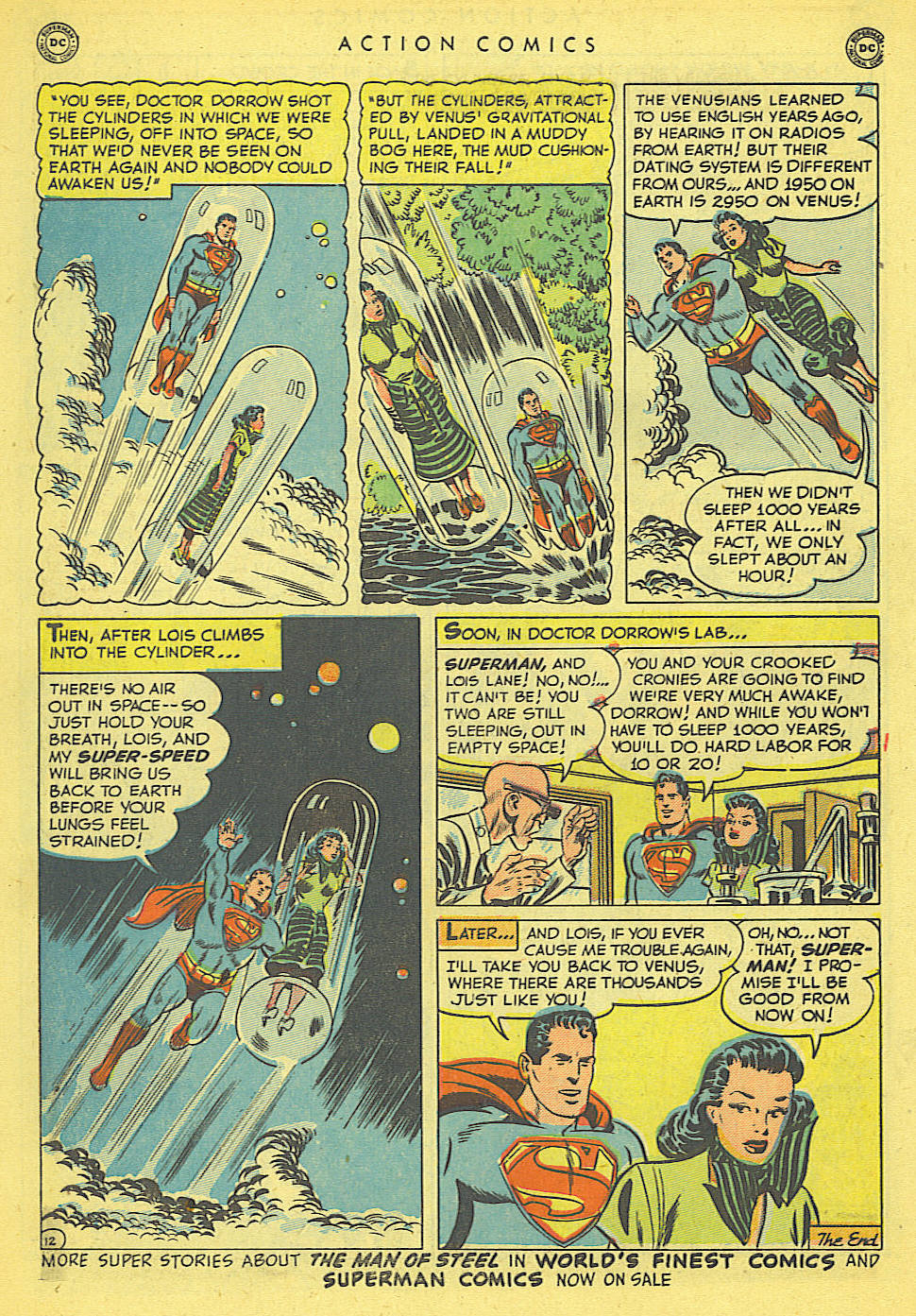 Read online Action Comics (1938) comic -  Issue #152 - 14