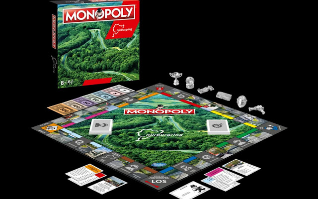 Monopoly Nürburgring Edition