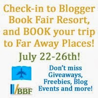 The Blogger Book Fair - July 2013