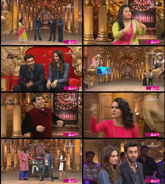 Comedy Nights Bachao 28 Nov 2015 HDTV 720p