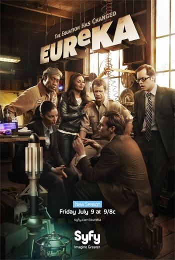 Baixar Eureka 1ª,2ª,3ª e 4ª Temporada Dublado