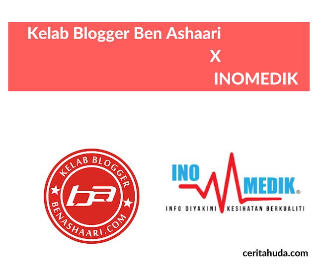 Tahniah KBBA - Komuniti Blogger Rasmi Inomedik