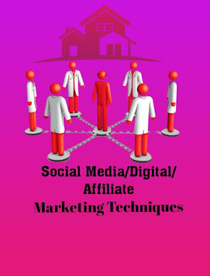 SOCIAL MEDIA/DIGITAL/AFFILIATE MARKETING TECHNIQUES | TAMIWISE SERVICES