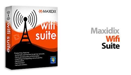 حمل نسختك من برنامج Maxidix Wifi Suite لراقبة الشبكة والتحكم بالواي فاي