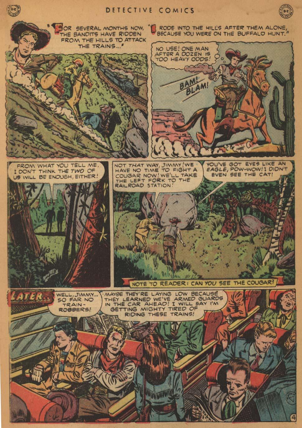 Read online Detective Comics (1937) comic -  Issue #152 - 42