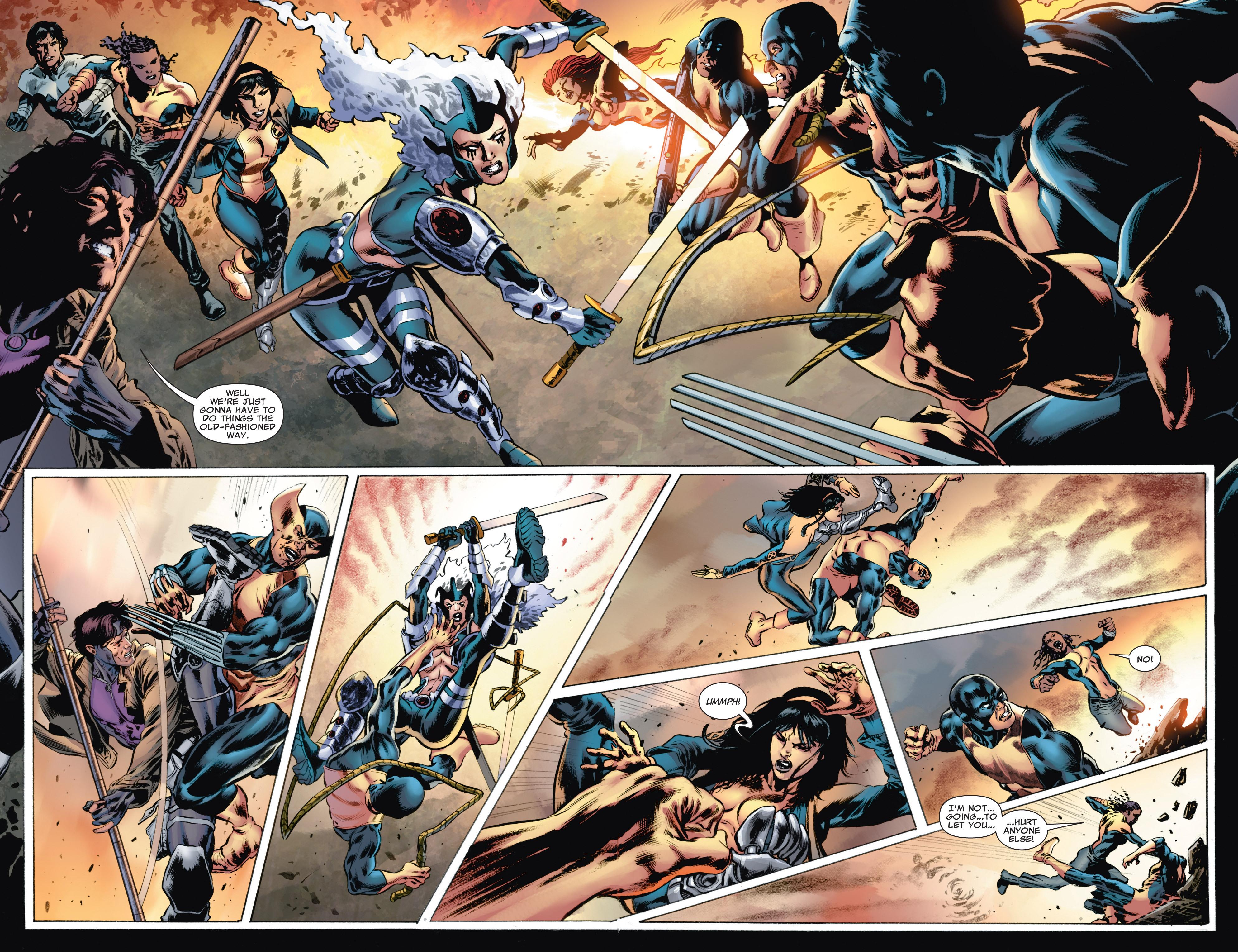 Read online Astonishing X-Men (2004) comic -  Issue #55 - 12