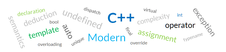 How To Stay Sane With Modern C++