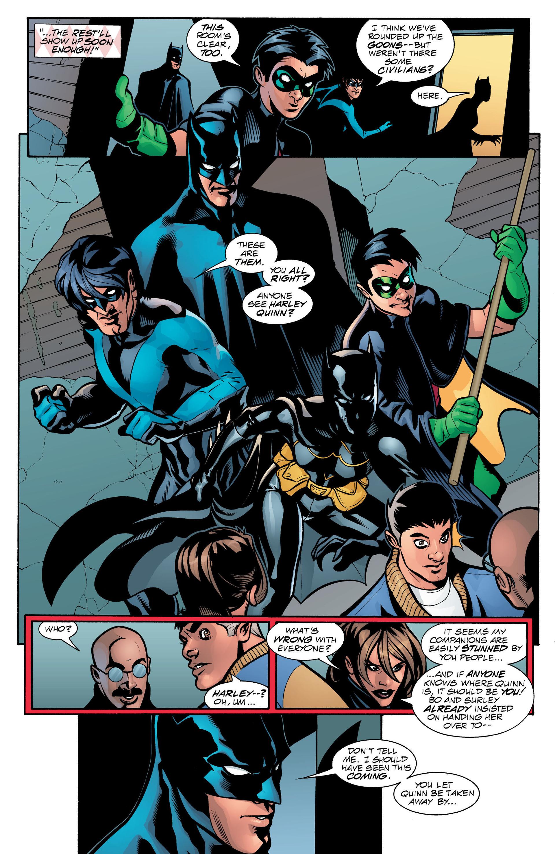 Harley Quinn (2000) Issue #12 #12 - English 27