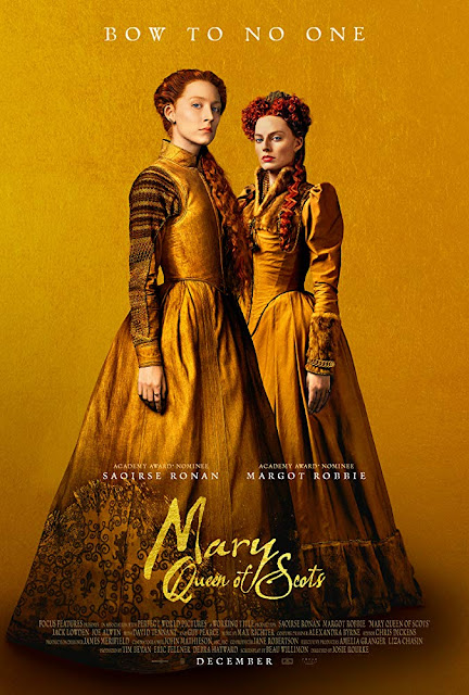 Mary Queen of Scots 2018 movie poster Josie Rourke