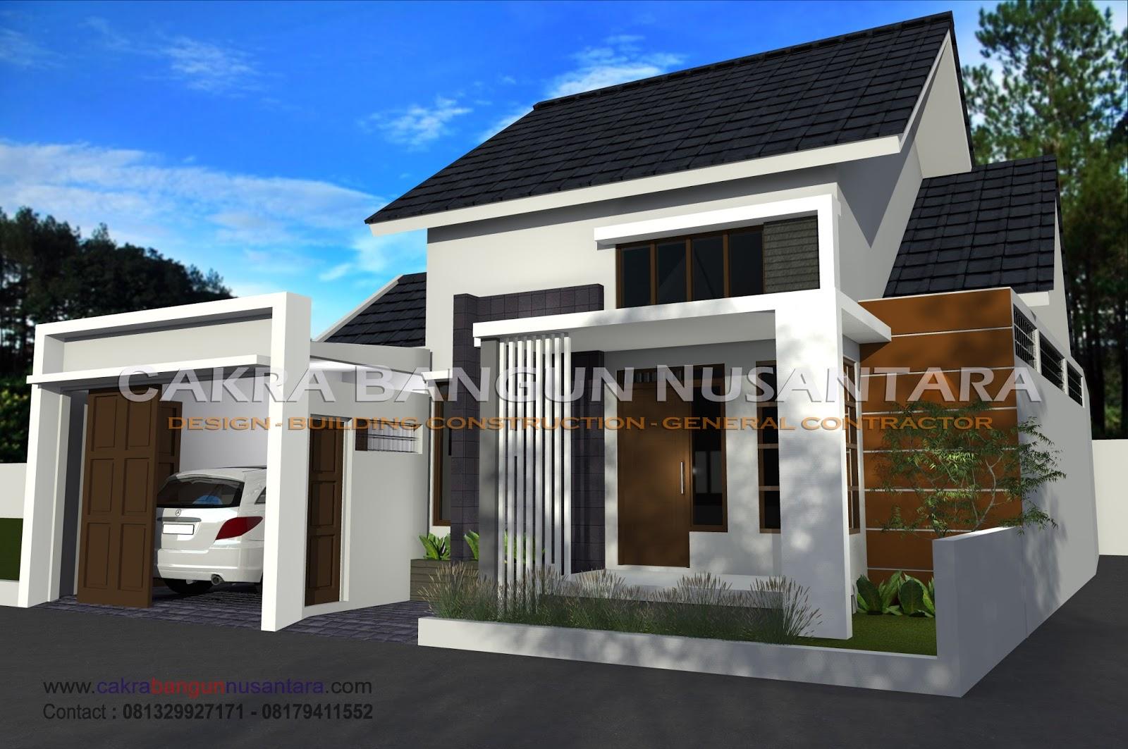 Rumah Minimalis 1 Lantai Di Bali Desain Rumah Minimalis