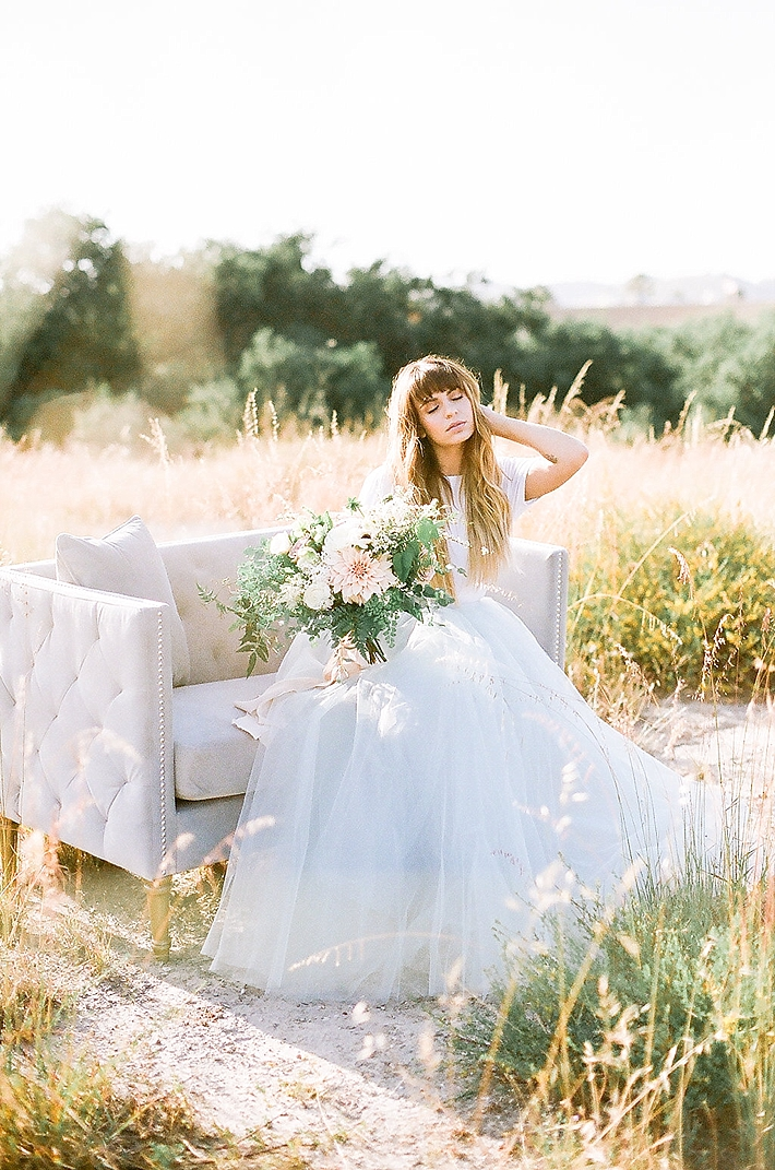 Coastal Bridal Ideas In San Luis Obispo By Natalie Schutt