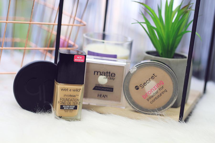 Ulubieńcy kosmetyczni ostatnich tygodni | Nacomi, Golden Rose, Wet N Wild, Ziaja & jFENZI { Październik }