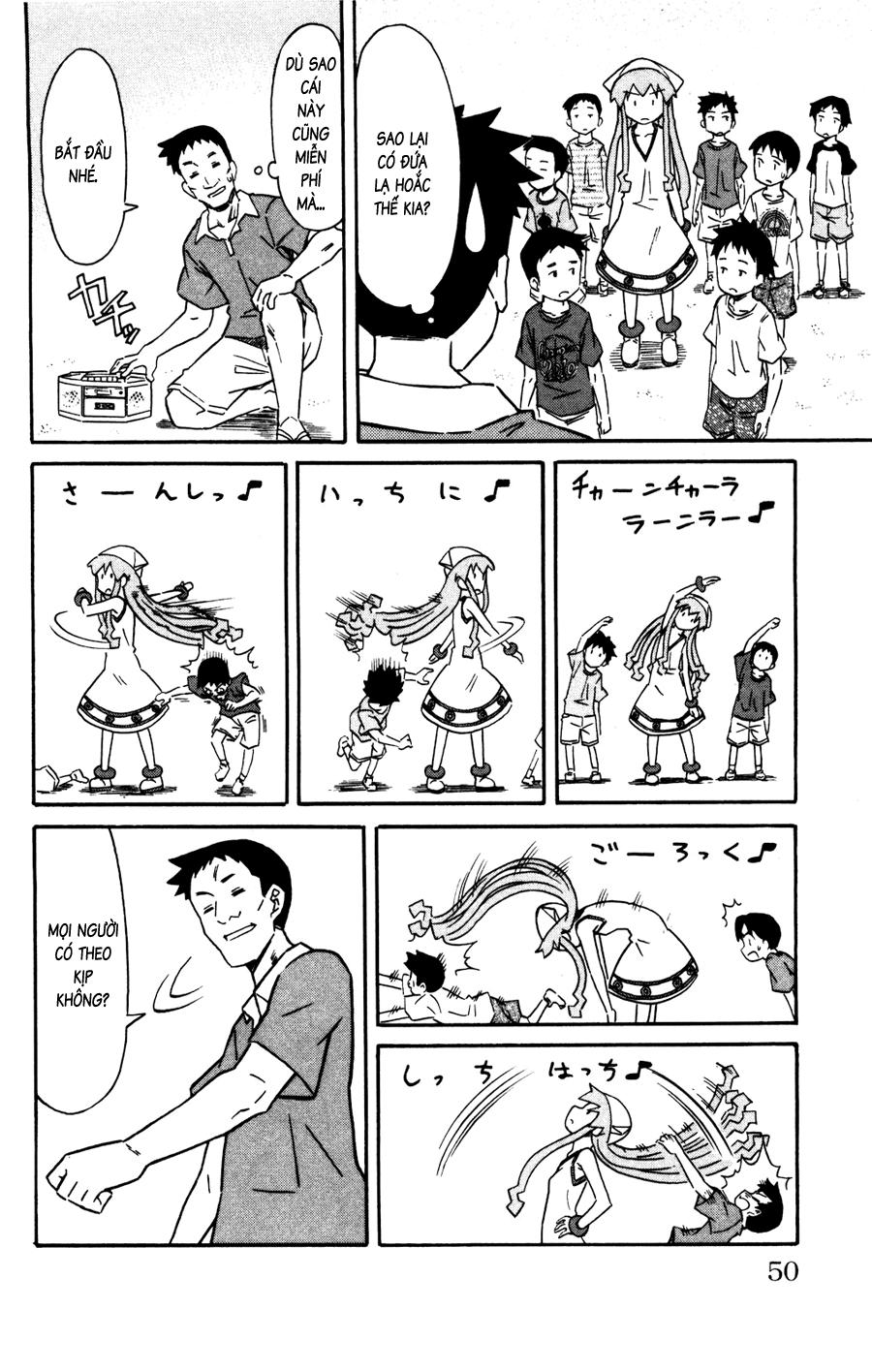 Shinryaku! Ika Musume Chap 139 - Truyen.Chap.VN