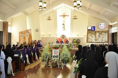 GP Bà Rịa: Thánh lễ an táng Cha Cố Phêrô Nguyễn Văn Giản - Ảnh minh hoạ 17