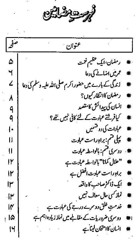 ramadan-kis-tarah-guzarain-by-molana