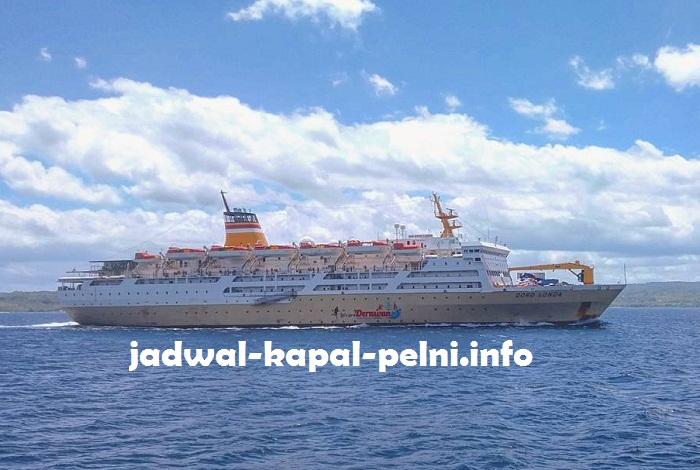 Jadwal Kapal Pelni Dorolonda Bulan Agustus 2019 Kapal Pelni