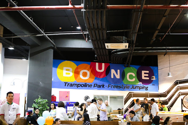 Let's Have Fun at Bounce Trampoline Park