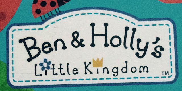 Ben & Holly's little kingdom toy set