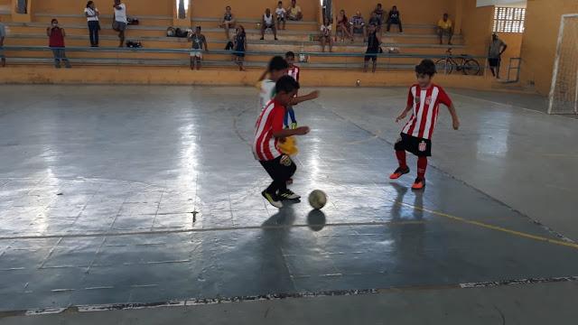 Final de semana esportivo em Ipirá