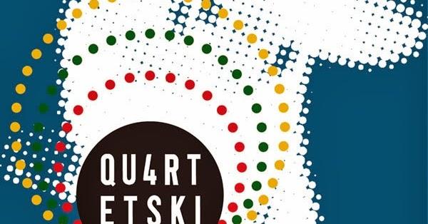 Monsieur Délire: 2013-10-23: Philippe Lauzier, Quartetski Does