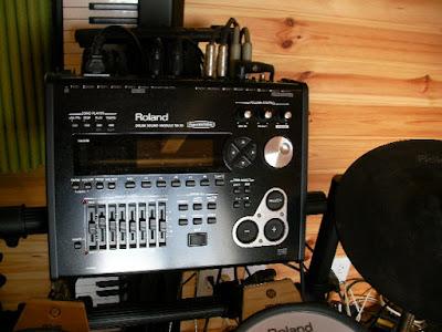 電子ドラム ローランド「TD-30」