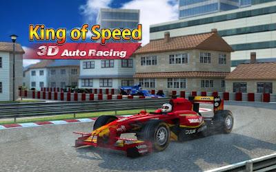 Download King Of Speed 3D Auto Racing V1.1.0 Android Apk Hack Mod Offline Terbaru