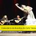Calendário de Eventos do Café Tablao em Janeiro