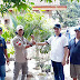 KPPL Amphibi BoMen Dapat Bantuan Pohon Dari Warga