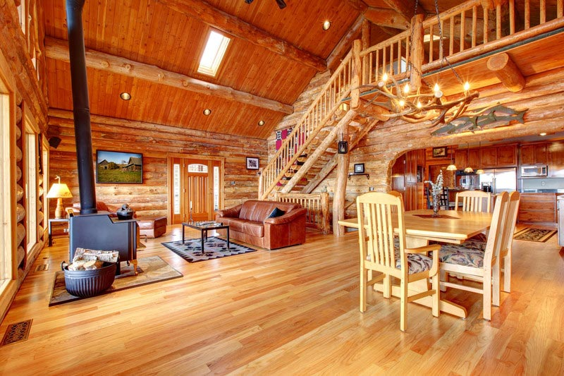 Interior Decorating Tips for Log Homes. Home And Decoration Tips  Interior Decorating Tips for Log Homes