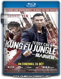 Kung Fu Mortal Torrent - BluRay Rip 720p e 1080p Dual Áudio