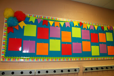 Bulletin Boards {ready for the new year}