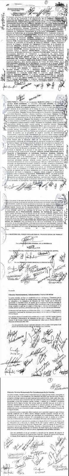 Contrato Unificado MPPE 13-01-2016