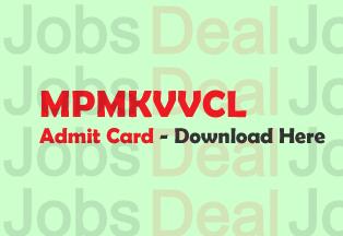 MPMKVVCL Testing Assistant Admit Card 2017