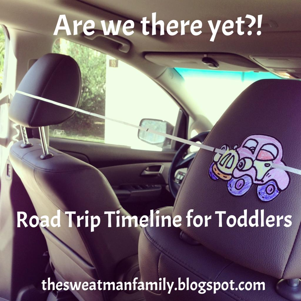 Cars Through History Timeline: The Sweatman Family: Are We There Yet?! {Solution}
