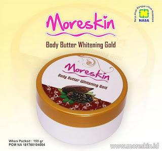 Moreskin Body Butter