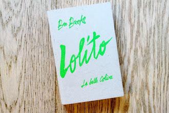 Lundi Librairie : Lolito - Ben Brooks