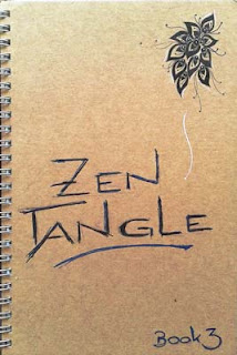 My Zentangle Collection Book #3
