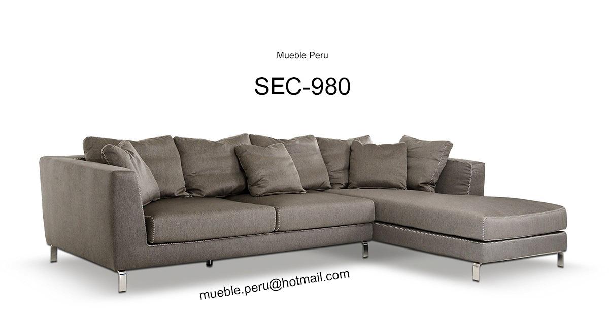 Muebles pegaso muebles seccionales de dise o - Diseno de muebles de sala ...