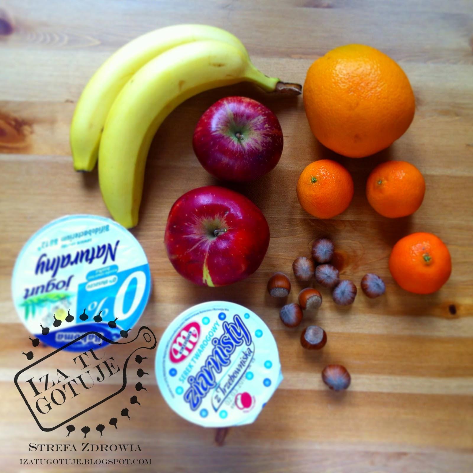 II Śniadanie 120 kcal