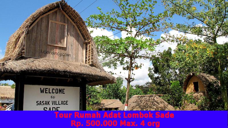 Waterfall tour lombok utara