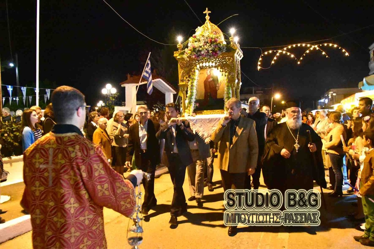 Εορτή Ιερού Ναού Αγίας Ειρήνης Νέας Κίου