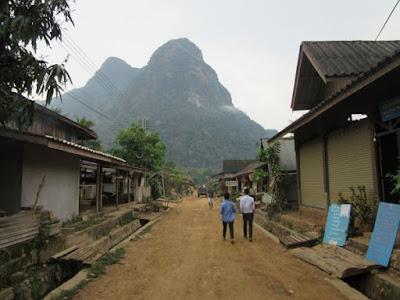 Muang Ngoi, Laos