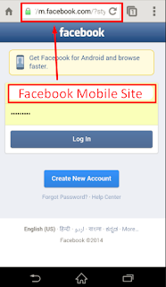how to sign in to facebook for free