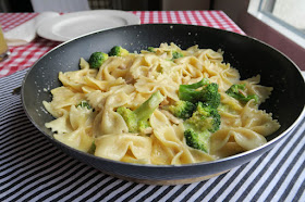 Farfalle mit Brokkoli und cremiger Sauce | pastasciutta.fr