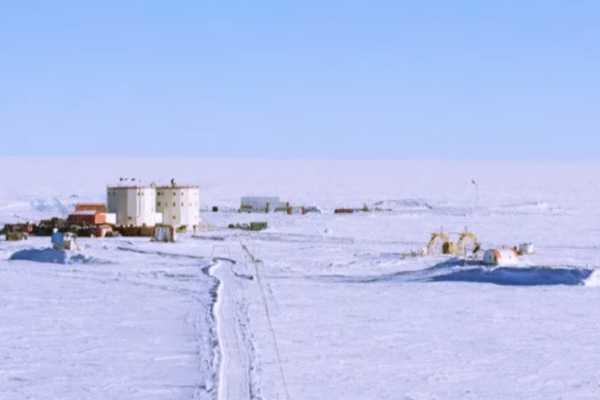 يظهر لنا الباحثون ما يحدث عندما تحاول أن تطبخ في درجة حرارة التجميد في أنتاركتيكا