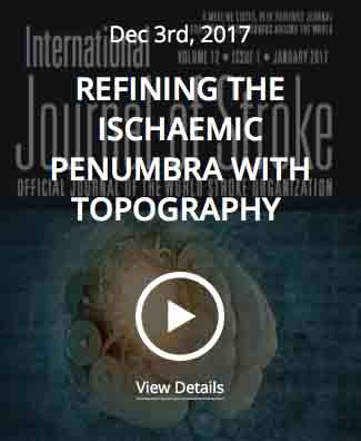 Refining the Ischaemic Penumbra with Topography PODCAST - World