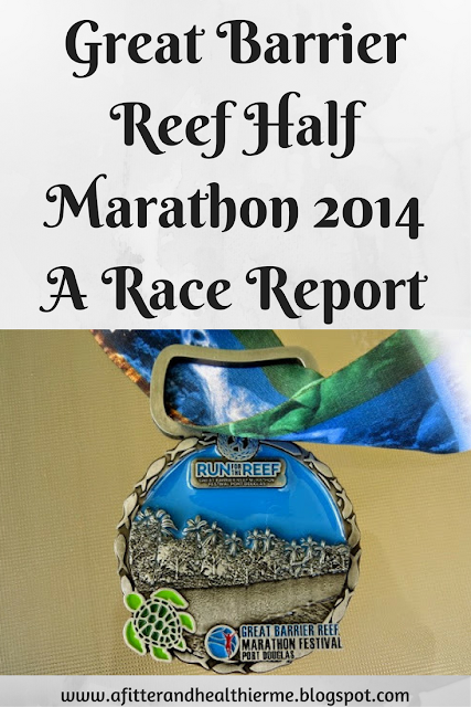 Great Barrier Reef Half Marathon 2014